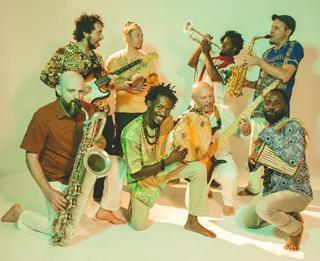 Imagen Ogun Afrobeat (Majadahonda... ¡Suena en la calle!)