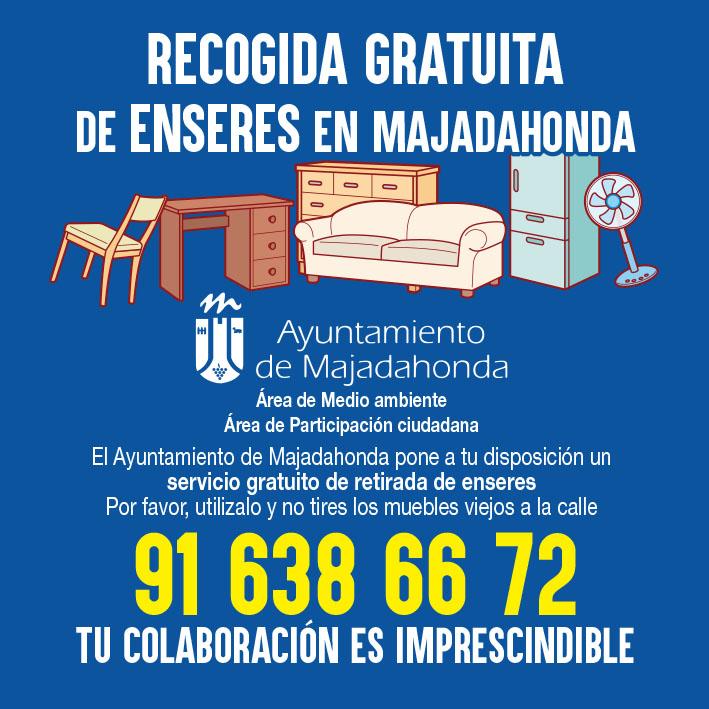Recogida de muebles en madrid ayuntamiento
